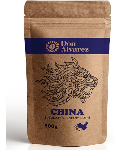 Don Alvarez China 500 г