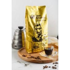 Don Alvarez Calidad del Oro Зерновой кофе 1кг  70 % Арабика / 30% Робуста